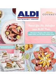 Aldi Nord Oster-Magazin