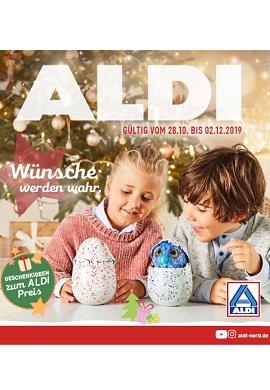 Aldi Nord Spielzeug-Magazin