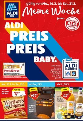 Aldi Süd Prospekt