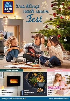 Aldi Süd Weihnachten