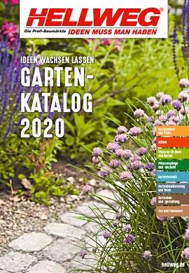 Hellweg Gartenkatalog 2020
