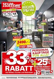 Höffner Küchen-Prospekt