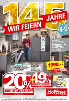 Höffner Küchen-Spezial