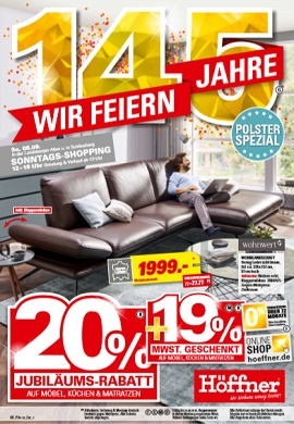 Höffner Polster-Spezial