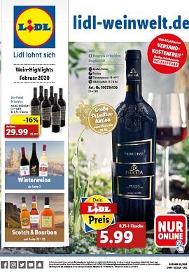 Lidl Beste Weine