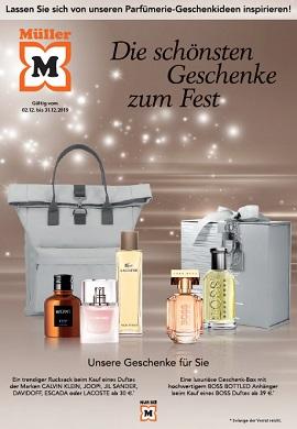 Müller Geschenkideen
