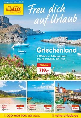 Netto Marken-Discount Reisemagazin