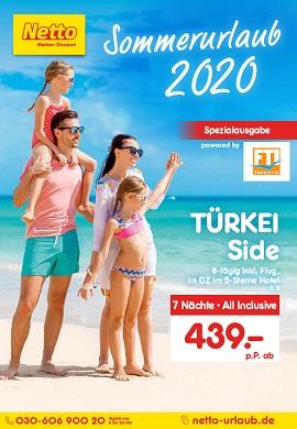 Netto Marken-Discount Reisen 2020
