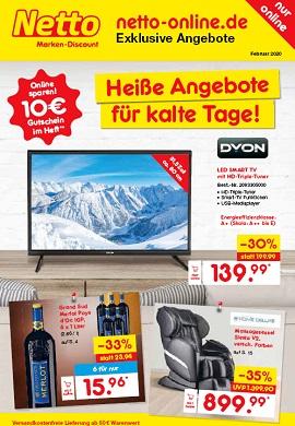 Netto Marken-Discount Online-Magazin