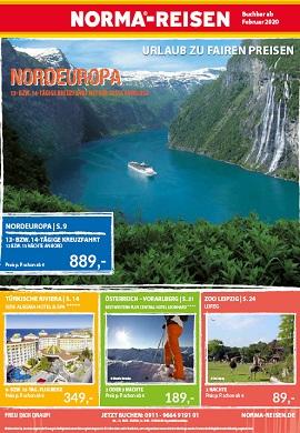 Norma Reisemagazin
