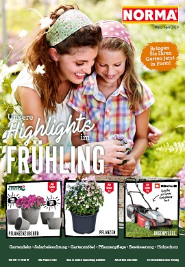 Norma Garten-Magazin