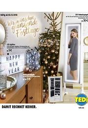 TEDi Prospekt Dezember