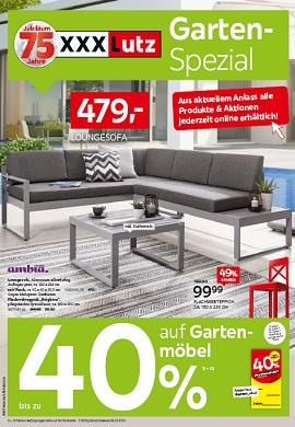 XXXLutz Garten Spezial